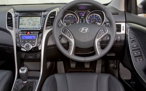 Hyundai I30 Tourer Premium 1 6 Crdi A T Flush The Fashion