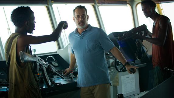Film Review Captain Phillips
