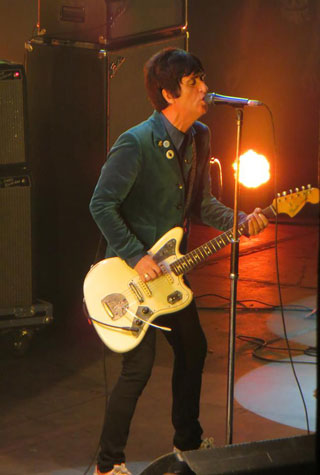 Johnny Marr Live in London 2013