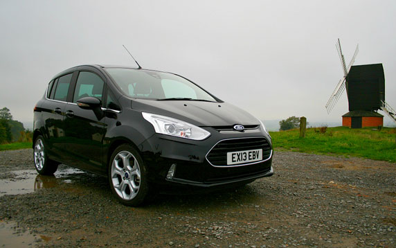 Ford B Max Car REview