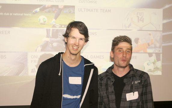 FIFA14 Tournament Winners