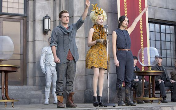 Film Review - The Hunger Games Catching Fire
