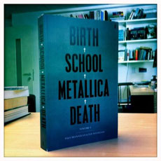 Metallica Book REview
