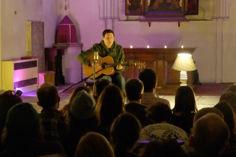 Damien Jurado: Review of Brothers and Sisters of the Eternal Son