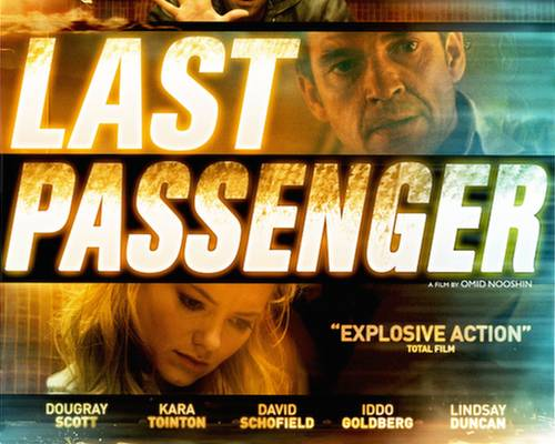 The Last Passenger on DVD