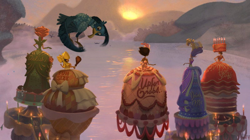 Broken Age Game Review