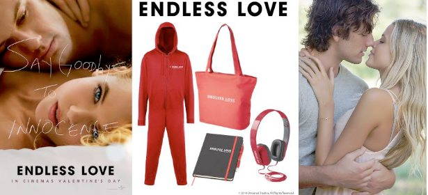 Endless Love Goodie Bag