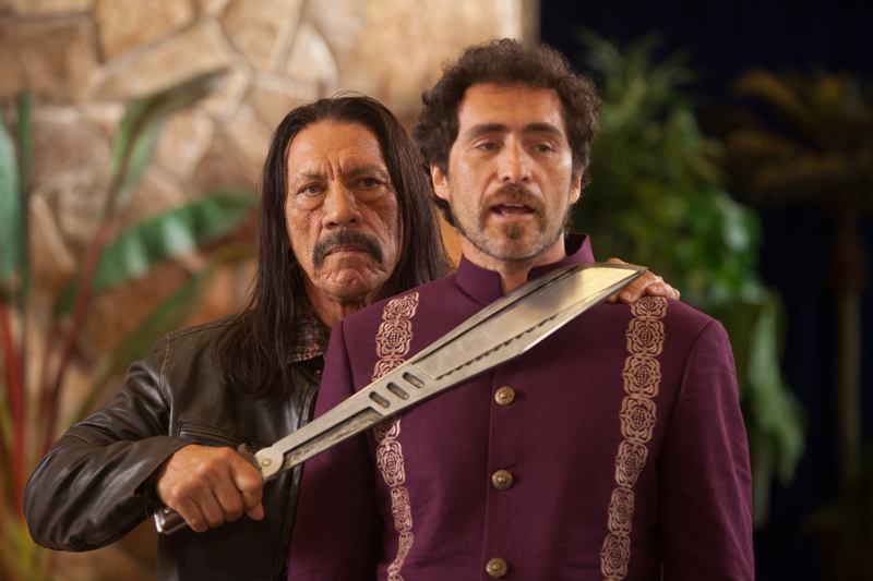 Win Machetre Kills on DVD