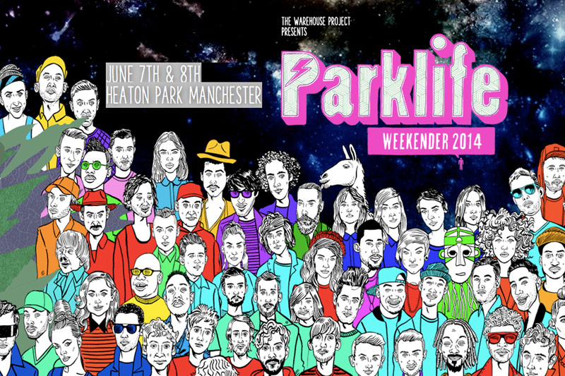 Parklife Weekender June7th/8th Heaton Park, Manchester