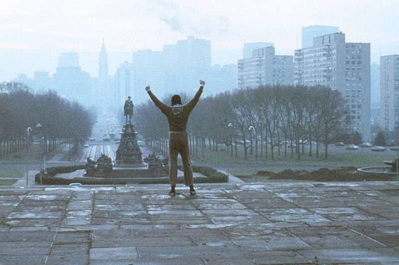 ROCKY HEAVYWEIGHT COLLECTION ON BLU-RAY