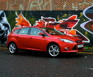 Ford Focus 1.0T EcoBoost Titanium review