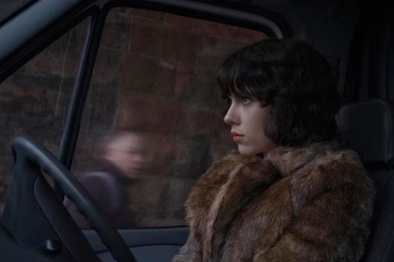 Under The Skin Movie Stil