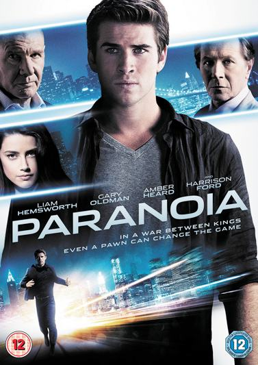 paranoia on DVD
