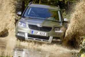 Car Review: Skoda Yeti Outdoor Elegance 2.0 TDI