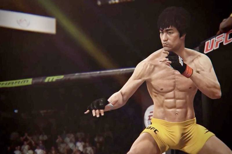 EA SPORTS UFC's Gameplay Series, Bruce Lee