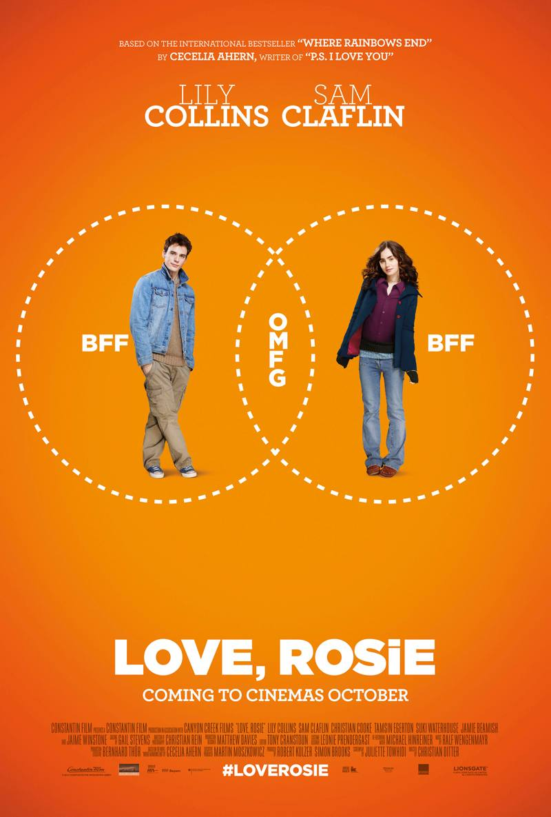 LOVEROSIE trailer 2014