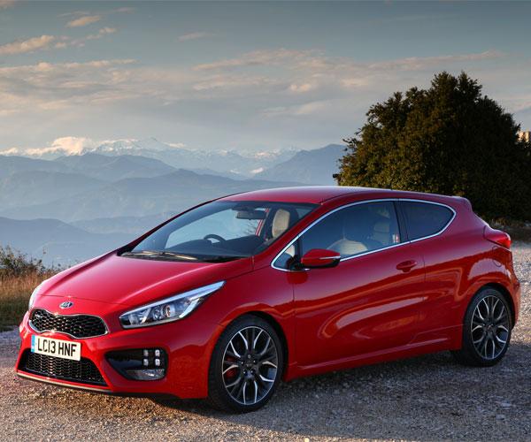 Review: Kia pro_cee'd 1.6 T-GDi GT