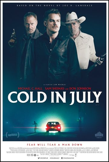Cold in July Film Review