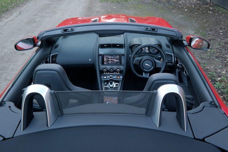 Car Review: Jaguar F-Type 3.0 litre V6S