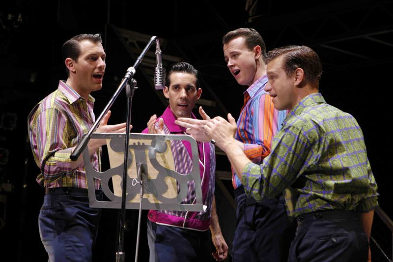 Jersey Boys Film Review