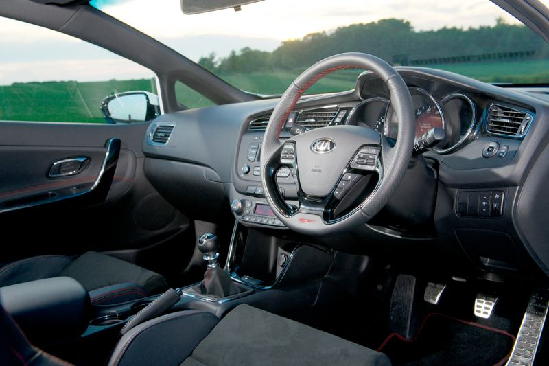 Kia pro_cee'd 1.6 T-GDi GT Review