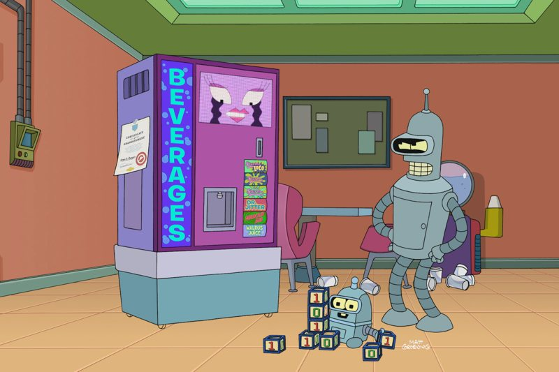 Futurama Season 7 on Blu Ray