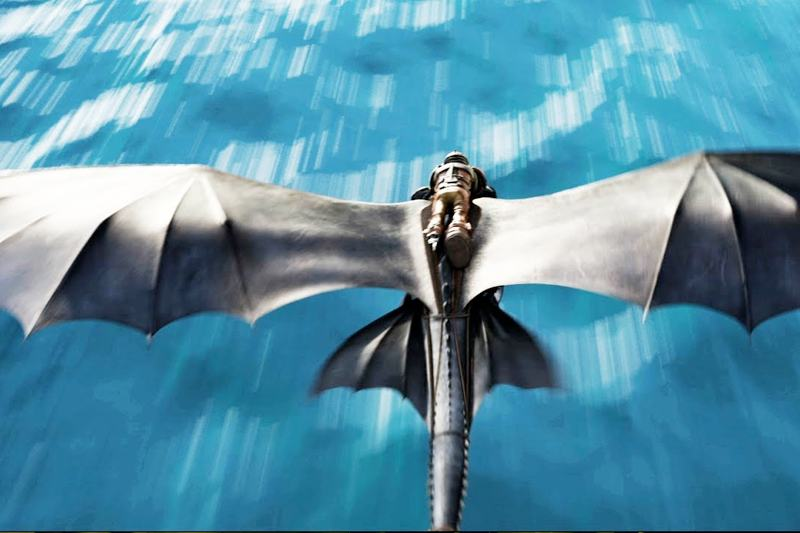 how to train your dragon 2 film review