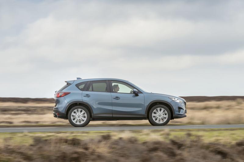 Mazda CX-5 2.2 AWD Sport Nav Diesel.