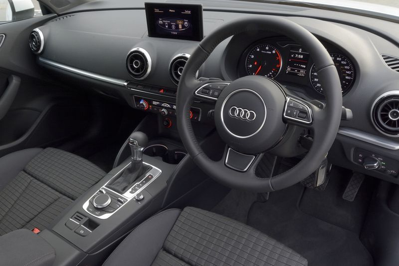 Car Review Audi A3 Saloon 1 4 Tfsi Sport Flush The Fashion