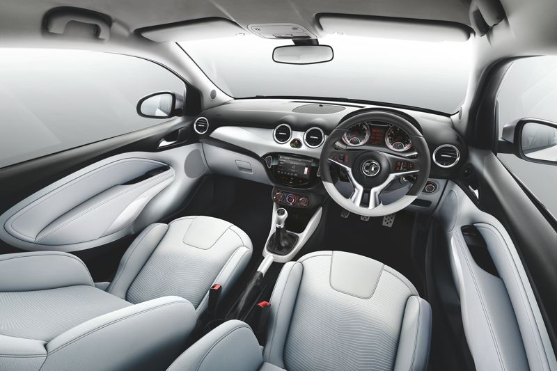 Car Review Vauxhall Adam Rocks Air Flush The Fashion