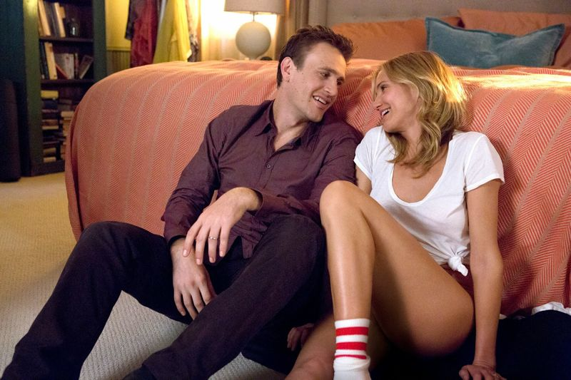Sex Tape, starring Cameron Diaz, Jason Segel and Rob Lowe