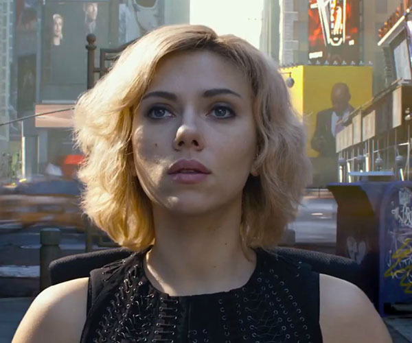 Film Review - Lucy - 2104