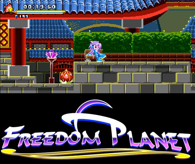 Game Review: Freedom Planet