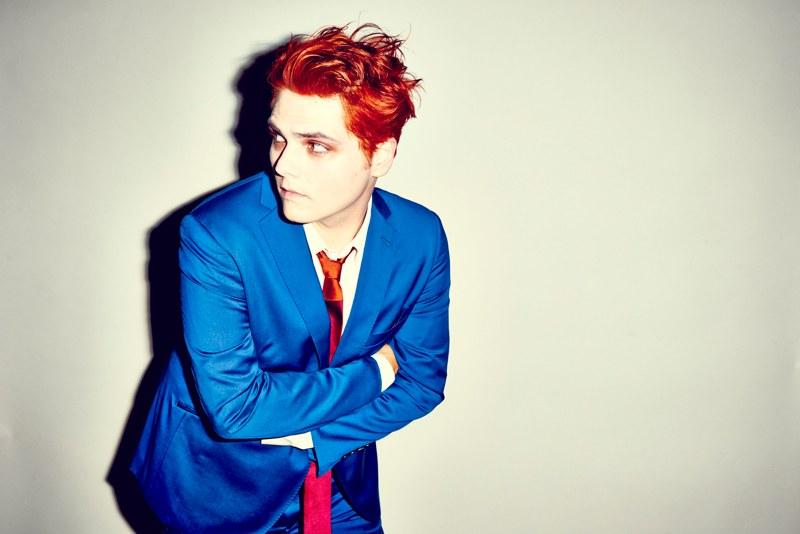 Gerard Way- Hesitant Alien