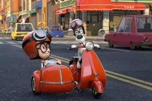 Win 3 copies of Mr. Peabody & Sherman on Blu-Ray