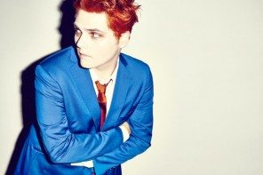 Review:  Gerard Way- Hesitant Alien