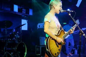Live Review: Tanya Donelly &#038; Throwing Muses <br /></br>Norwich Waterfront