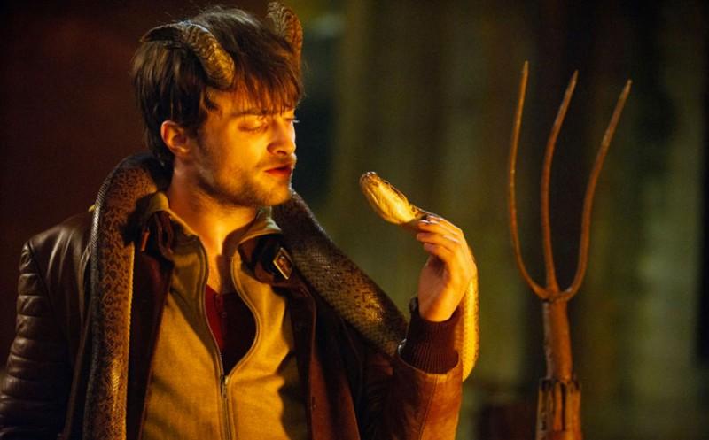 Horns - Daniel Radcliffe 2014