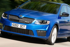 Car Review:  Skoda Octavia vRS
