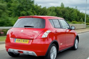 Car Review: Suzuki Swift five-door, 1.2 SZ4 4×4
