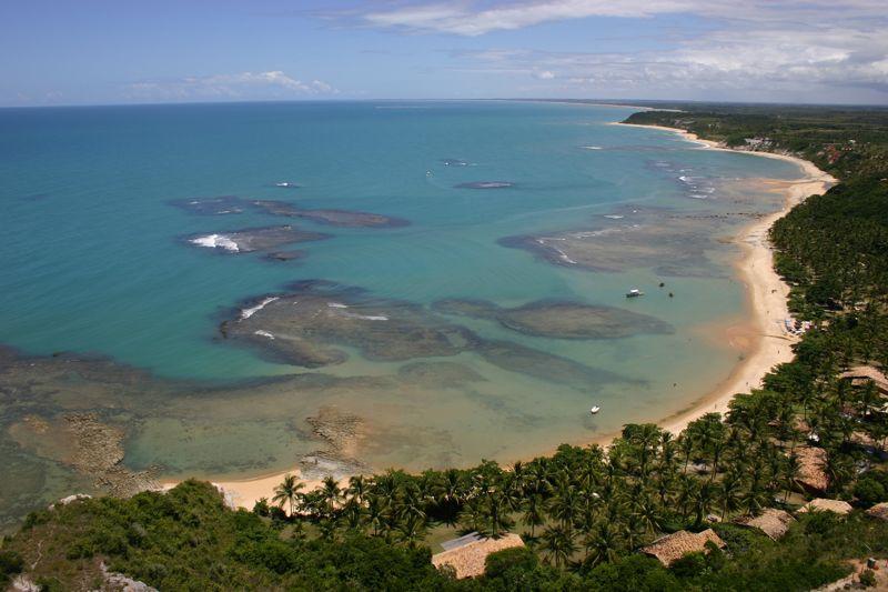 Trancoso Coast, Brazil