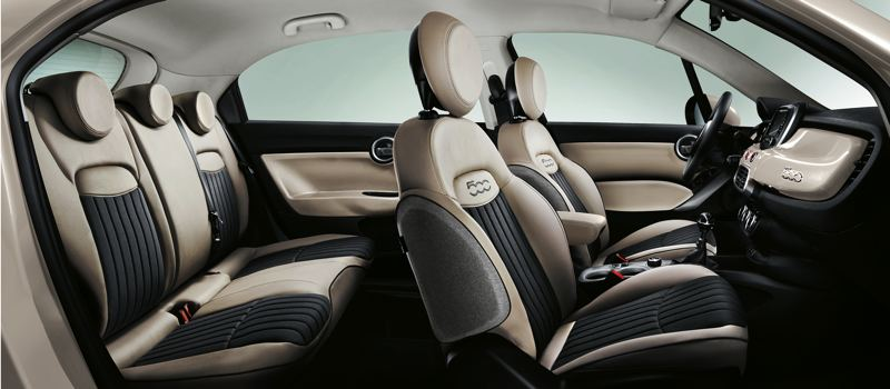 Fiat 500X Paris Motor show