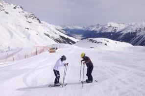 Ski Cool in St Moritz