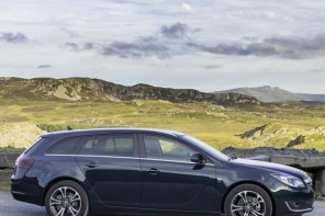 Car Review: Vauxhall Insignia Sports Tourer Techline 2.0 CTDi