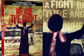 We Are The Giant – Win one of 3 DVD's