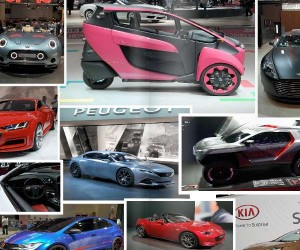 Paris Motorshow 2014
