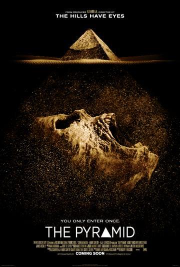 The Pyramid Horror Movie Director