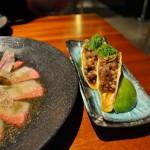 Novikon London Review - food