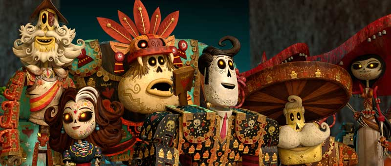 The Book Of Life - Win on DVD