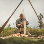 Ray Mears in Ontario